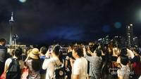 Melihat langit Makau