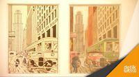 Karya Langka Tintin Senilai Rp 10 Miliar