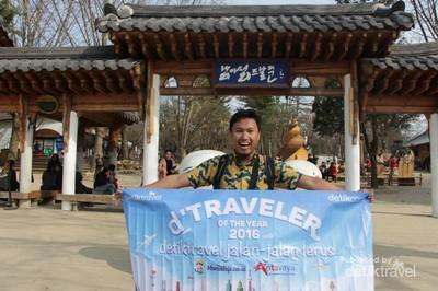 Rajin Menulis Cerita Traveling, Bisa Jalan-jalan Gratis ke Korea