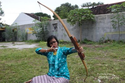 Yang Harus Kamu Coba di Yogyakarta: Panahan Tradisional