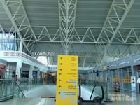 Fasilitas Informasi sudah cukup lengkap sehingga memberi kenyamanan para penumpang