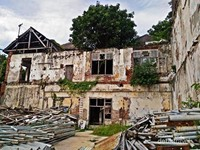 Gedung G. Kolff di Kota Tua Jakarta
