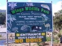 Berkunjung ke Wings Wildlife Park