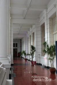 salah satu bagian dari museum bank Indonesia