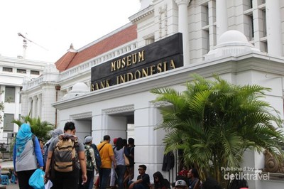Museum Megah di Jakarta Ini Dulunya Rumah Sakit