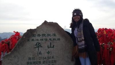 China Punya Jalur Pendakian Ekstrim, Gunung Hua!