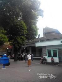 Masjid Sunan Ampel tampak luar