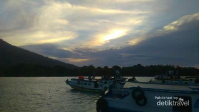 Ini Pulau Terbaik di Lampung Selatan untuk Melihat Sunset