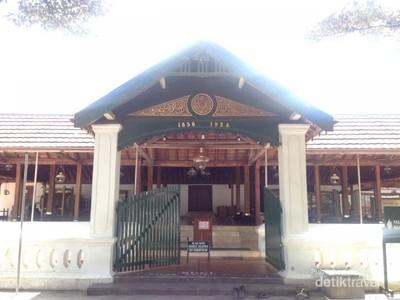 Kisah Bedug Nyai Pringgit di Masjid Kota Gede Yogya