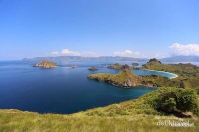 Indonesia Rasa Karibia, Pulau Padar