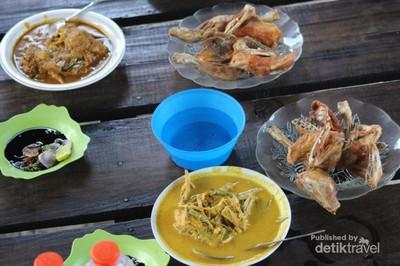 Liburan ke Aceh Besar, Sekalian Wisata Kuliner Ungkot Paya