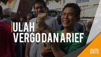 Arief Bikin Geger di TKP Bom Kampung Melayu