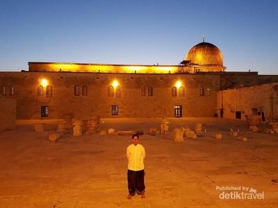Inilah Masjid Sakral yang Paling Diperebutkan di Dunia