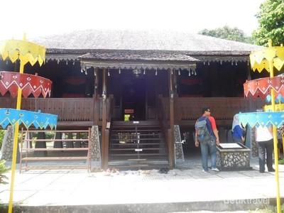 Masuk ke Rumah Adat Belitung, Seperti Kembali ke Masa Lalu
