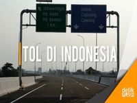 Menghitung Panjang Jalan Tol di Indonesia