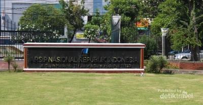 Jakarta Punya Gedung Arsip Megah Lho