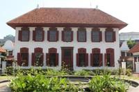 Gedung Arsip Nasional yang megah