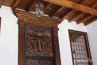 Salah satu detai interior dalam gedung