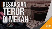 Kesaksian Warga Terhadap Pengepungan Pelaku Teror di Mekah