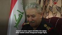 Kekuatan ISIS Melemah, Pasukan Irak Segera Akhiri Perang Mosul