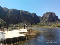 Objek wisata Rammang-rammang