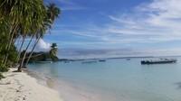 Begitu Tenang begitu indah, pantai ini sangat eksotis
