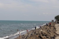 Pantai Ujong Blang Lhokseumawe