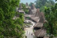 Kampung adat Prai Ijijng, Waikabubak, Sumba Barat