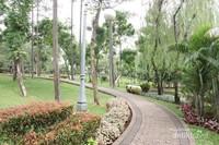 Taman Spathodea berada di Jalan Kebagusan Raya, Jakarta Selatan