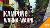 Kampung di Cipinang Ini Bebas Asap Rokok Loh