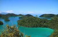 Keindahan Kepulauan Wayag