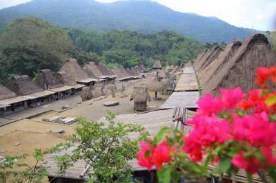 Ini Desa Cantik di NTT