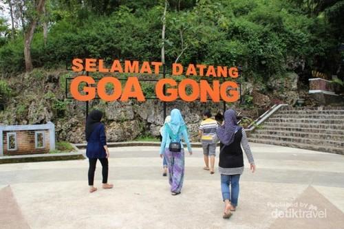 Gua Gong di Kota Seribu Gua