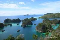 Surga kecil di Tanah Papua Barat
