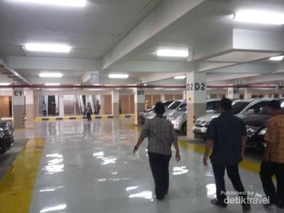 Bukan Mall, Ini Basement Masjid Raya Baiturrahman Aceh