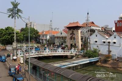 Pasar Baru Jakarta, Tak Sekadar Tempat Belanja