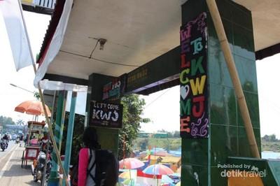 Ini Kampung Warna-warni yang Cantik di Malang