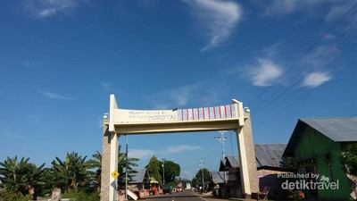 Mengenal Monumen Trikora di Morotai