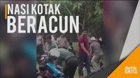 Ratusan Siswa SMP Keracunan Saat Berkemah di Cibubur