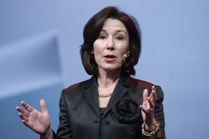 Safra Catz - Co-CEO Oracle