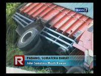 Jalur Pelabuhan Merak-Banten Belum Siap