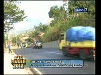 Antisipasi Kecelakaan, Polisi Pasang Rambu
