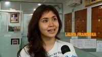 Laura Franciska: Jokowi-JK Bisa Jadi Panutan