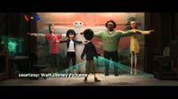 Film Animasi Big Hero 6 Sarat Teknologi Canggih