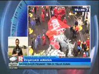 Ada Sinyal yang Diduga dari Blackbox AirAsia, 3 Kapal Merapat