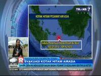 Black Box AirAsia QZ8501 Dievakuasi