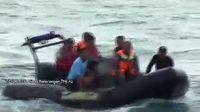 Video Black Box AirAsia Diangkat ke KRI Banda Aceh