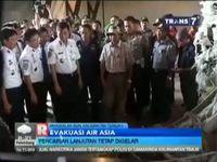 Evakuasi Korban dan Serpihan Pesawat Masih Berlangsung