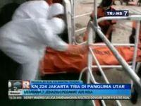 Satu Jenazah Diduga Kopilot AirAsia Ditemukan