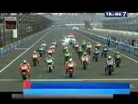 Marc Marquez Jadi Kampiun di Seri ke-10 MotoGP 2015